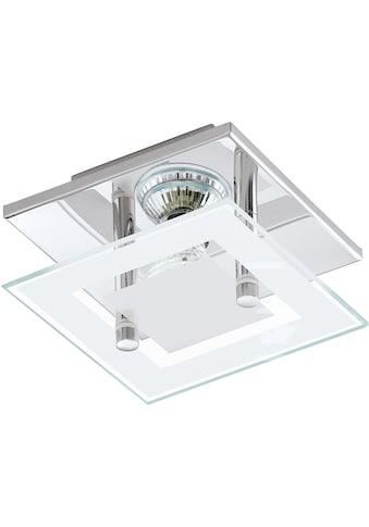 EGLO Deckenleuchte »ALMANA«, GU10, Warmweiß, Deckenlampe kaufen