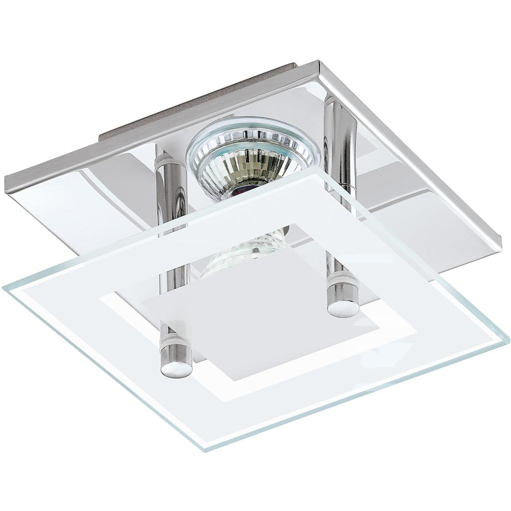EGLO Deckenleuchte »ALMANA«, GU10, Warmweiß, Deckenlampe