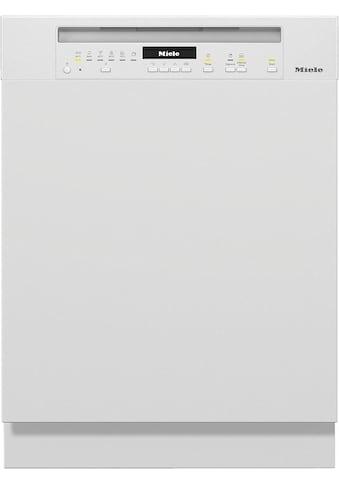 Miele teilintegrierbarer Geschirrspüler, G 7100 SCi, 8,9 l, 14 Maßgedecke kaufen