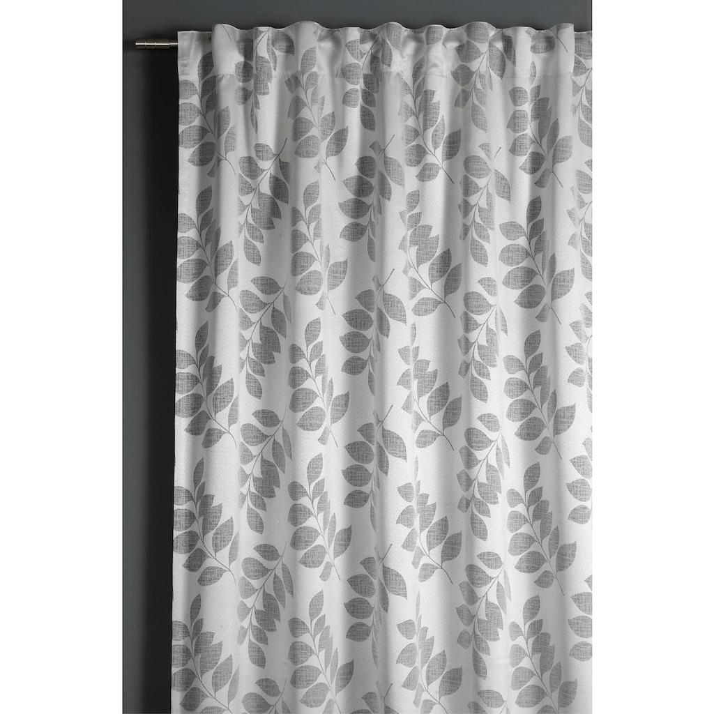 GARDINIA Vorhang »Jaquard«, HxB: 245x140