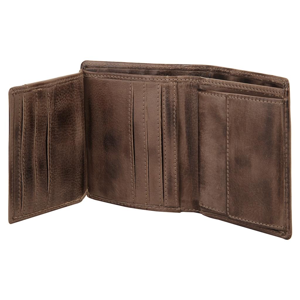 Chiemsee Geldbörse, 2fach klappbar