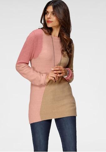 Boysen's Longpullover, color blocking kaufen
