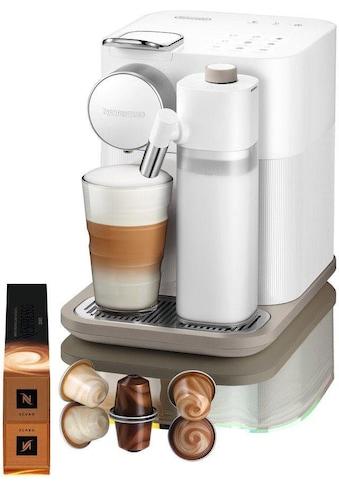 Nespresso Kapselmaschine »Distinta Moments,Gran Lattissima EN 650.W – Sunshine White« kaufen