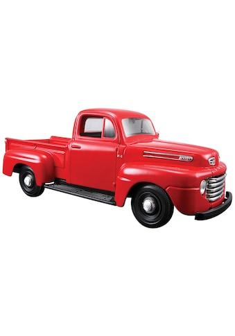 Maisto® Sammlerauto »Ford F1 Pick-Up '48«, 1:24, aus Metallspritzguss kaufen
