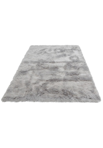 Hochflor - Teppich, »Valeria«, Home affaire, rechteckig, Höhe 60 mm, gedruckt kaufen