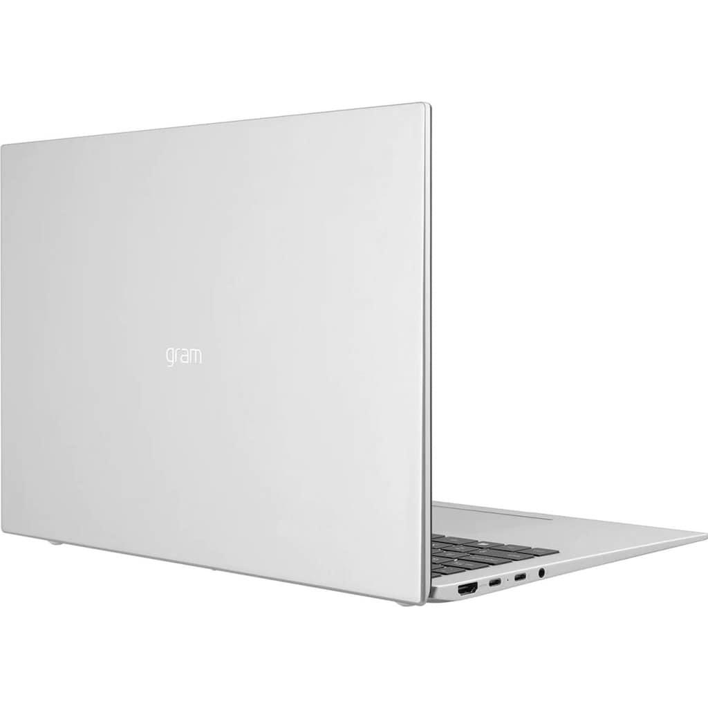 """LG Notebook »16Z90P-G.AA76G«, (40,6 cm/16 """" Intel Core i7 Iris© Xe Graphics\r\n 512 GB SSD), Kostenloses Upgrade auf Windows 11, sobald verfügbar"""