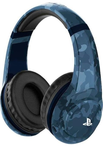 4Gamers Gaming-Headset »PRO4-70 Camo Midnight Edition«, Mikrofon abnehmbar kaufen
