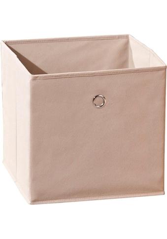INOSIGN Faltbox »Winny Beige«, 4er Set kaufen