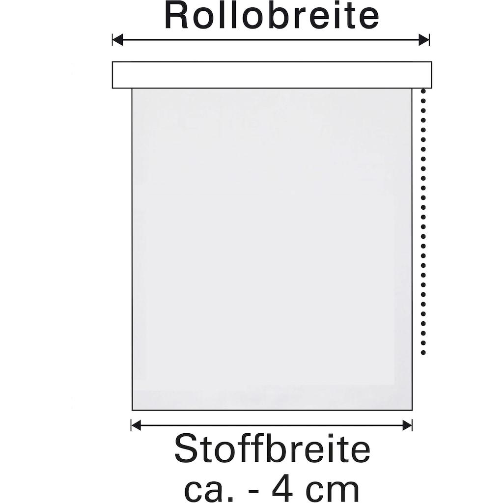 GARDINIA Seitenzugrollo »Uni-Rollo - Thermo Energiesparend«, verdunkelnd, energiesparend, 1 Stück