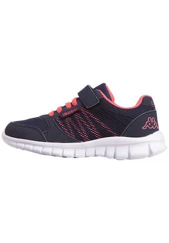 Kappa Sneaker »STAY KIDS«, mit besonders leichter, flexibler Sohle kaufen